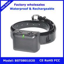 850 Rechargeable & Waterproof Dog training Collar Anti Bark Dog Shock Traning Collar barking stop collar