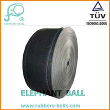 Cut Edge Rubber Conveyor Belts