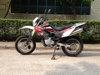 New Tornado 250cc sport bike motorcycle doouble muffler HL250GY