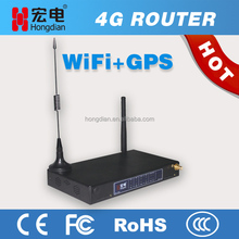 Industrial LTE dual sim and module 4G router with GPS