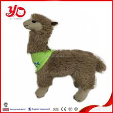 2015 wholesale plush alpaca, plush stuffed toy alpaca , alpaca stuffed animal