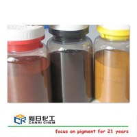 inorganic pigment red 101 and synthetic iron oxide yellow black blue for traffic paint/paver/paper/plastic