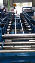 Cold room use Z-Lock Wall panel Roll Forming Machine