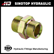 Hydraulic pipe fittings / British Adapters
