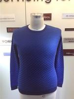 2015 new fashion men's dress in 3GG pullover