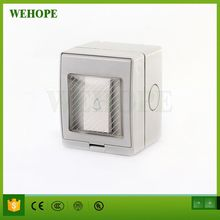 New Type Top Selling Best Quality Clear Light Switch Cover