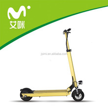 Popular foldable electric scooter with Lithium battery