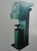 Round can sealing machine can seamer Semi-automatic round can seamer
