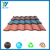 Building material prices of stone coated metal roofing sheet in nigeria