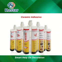 Strong decorative effect porcelain tile adhesive for Tile Manufacturing