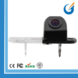 170 Degree CCD High Quality Rear View Camera Professional for Skoda Fabia