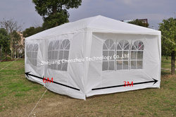 Easy assemble wholesale price waterproof large outdoor canopy