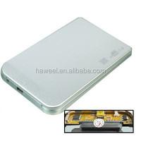 2.5 inch HDD SATA External Case (Silver)