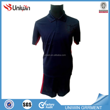 Wholesale club team soccer uniforms sport jersey football
