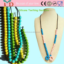 FashionShow Silicone Necklace Jewelery
