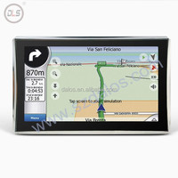 5 Inch Smart Car GPS Navigator With Multimedia Player USA Canada And Mexico Map vehicle gps navigator