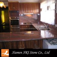 Red granite company names for kitchen