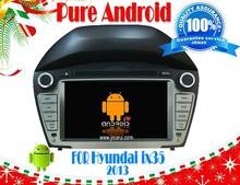 Android 4.4 car navigation for HYUNDAI ix35 (2013) RDS,HD Capacitive screen 1080P 8G ROM WIFI 3G