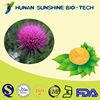 herbal extract silymarin milk thistle extract protect liver