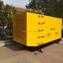 Hot sales 10KVA-2000KVA ISO 9001 CE generator canopy prices