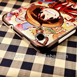 cartoon funky cheap mobile phone cases for HTC 528D