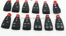 Hotsale car remote pad for key Chrysler FOBIK remote button rubber key pad