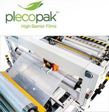 Plecopak High Barrier Films
