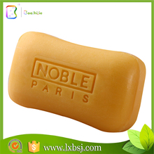 100% Purifying Skin Care Face and Body Soap and Ingredients of Papaya Soap in Hot Sale