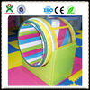 cool Rainbow drum indoor indoor treehouse playground kids indoor playground design in guangzhou QX-104O
