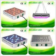 best grow lights dual spectrum 40*5W 200watt full spectrum led grow light used to greenhouse /indoor farm /indoor garden