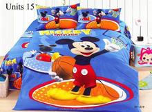 18 Colors Available new arrival Despicable Me minions cartoon children kids bedding set duvet quilt cover sheet sets bed linen