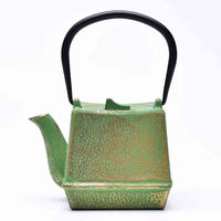 teapots wholesale Japanese and Chinese antique metal enamel cast iron teapot