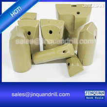 For hard rock drilling Chisel bits in factory price for sale