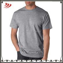 2015 cotton blank t-shirt dry fit plain soft cotton wholesale sexy fit for men