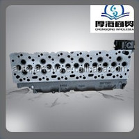 auto engine cylindr head casting Cylinder Head for Cummins ISBE ISDE with high quality