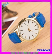 2015 New fashion watch manufacturers colorful watches strap japanese movies women quartz watches