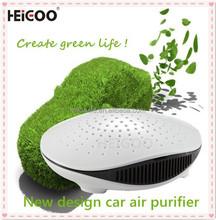 Activated Carbon Adsorption Car Air Purifier , Negative Ions Oxygen Car Air Purifier, Ozone equipment Air Purifier