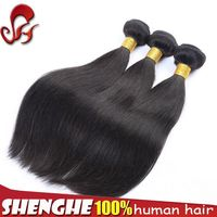 7A grade tangle & shedding free unprocessed virgin brazilian human hair dubai