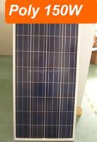 YB156P36-130W 12V Winbright Poly crystalline solar panel pv panel paneles solares Full energy High Efficiency CE ISO90012000