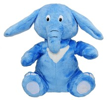 Rock toys recording plush toys for promotional gifts