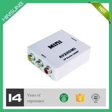 1080p 60HZ RCA to HDMI Converter from RCA input to HDMI output