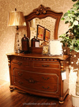 2015 hot saleModern style home furniture,new classic bedroom furniture dresser,