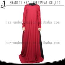 MD10004 Latest muslim dress fashion dress wholesale muslim dress with abaya pictures