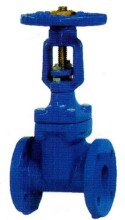rising stem resilient soft seated ansi 125/150 gate valve
