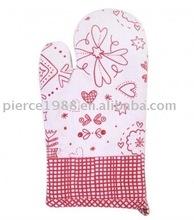 2012 New design microwave oven heat insulation glove