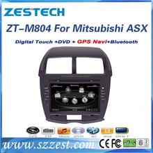 zestech auto radio con lettore dvd per mitsubishi asx accessori autoradio con gps