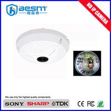 1.3MP digital de PTZ de corte IR panorama hd cámara del cctv ip BS-IP360A