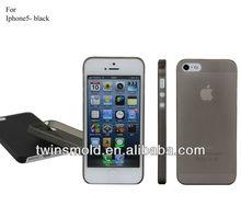 Cute purple or white Slim Flip Case for Apple iPhone 5 G