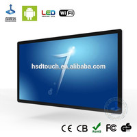 32inch wall-mount advertising player lcd monitor usb media player for advertising