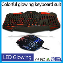 New Arrival, Unique Gaming Mouse and Keyboard Combo Promotion from Factory in Competitive Price